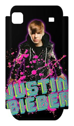 MusicSkins, MS-JB180275, Justin Bieber - Glitter, Samsung Galaxy S 4G (SGH-T959V), Skin
