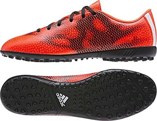 Adidas - F5 TF - Color: Negro-Rojo - Size: 46.6