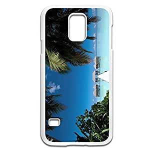 Samsung Galaxy S5 Cases Holiday Design Hard Back Cover Shell Desgined By RRG2G by icecream design