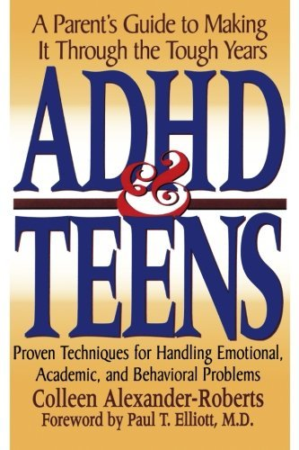 ADHD Teens Parents Making through product image