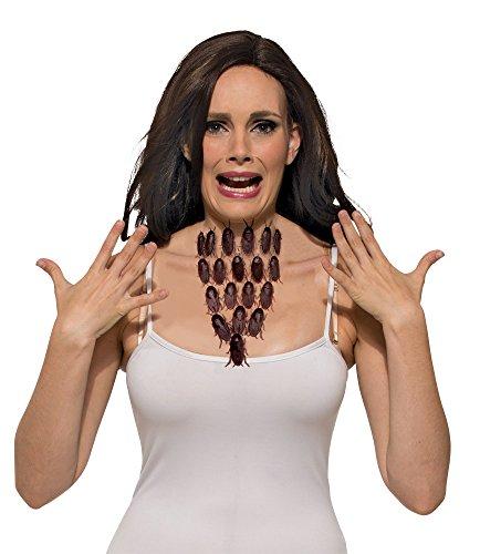 Cockroach Necklace (Cockroach Costume Halloween)