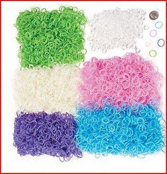 Easter Variety colors Looms Fun Loops Custom Assortment Mega Kit