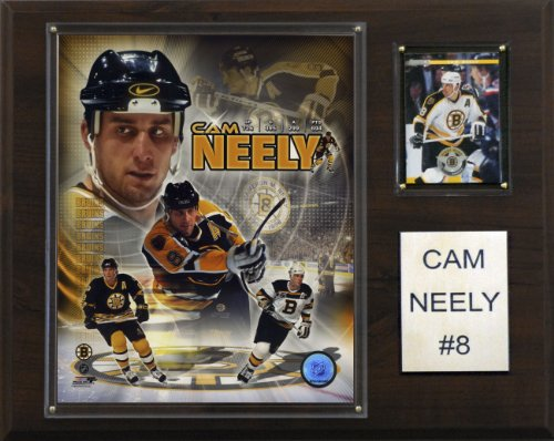 NHL Cam Neely Boston Bruins Player Plaque