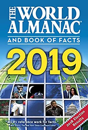 The World Almanac and Book of Facts 2019 - Kindle edition