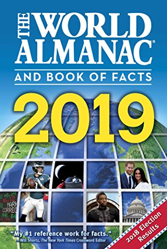 The World Almanac and Book of Fact s 2019