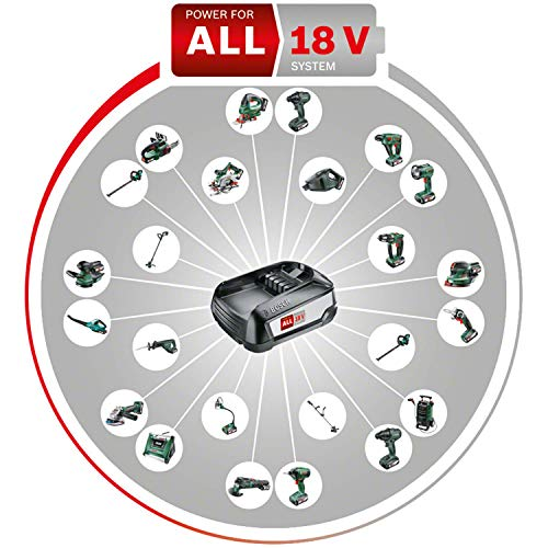 2506774-Bosch-Home-and-Garden-PSB-18-LI-2-Ergonomic-Corpo-Macchina-di-Trapano-Ba miniatura 4