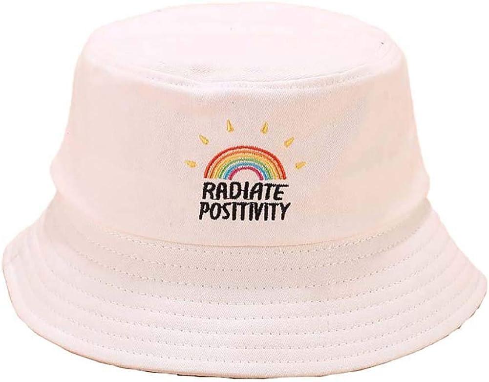 Demarkt Unisex Fischerhut Bucket Hat Ficherm/ütze Buschhut Sonnenhut Outdoor Eimer Hut