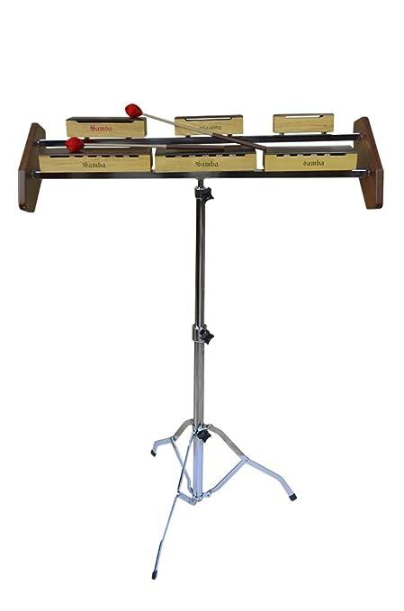 Amazon.com: Juego seis cajas chinas Fresno y Palosanto: Musical Instruments