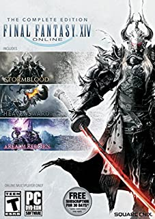 Square Enix Final Fantasy Xiv 4.0 Online Complete (B0716RR6H5) | Amazon Products