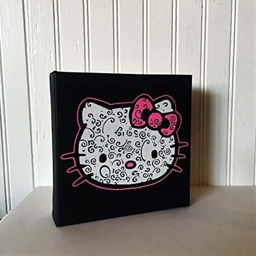 Hello Kitty Home Decor: Amazon.com: Hello Kitty Canvas