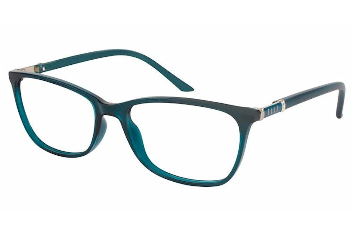 2587a68763 Amazon.com  Elle Women s Eyeglasses EL13409 EL 13409 BK Black Full Rim  Optical Frame 53mm  Clothing