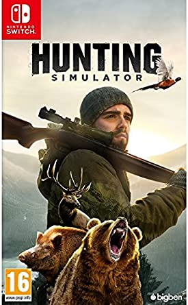 Hunting Simulator Nintendo Switch - Juego de caza para Switch ...