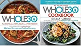 img - for [The Whole 30 + Whole30 Cookbook]{Melissa Hartwig, Dallas Hartwig Whole30 2 Book set} book / textbook / text book