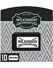 Wilkinson Sword Klasyczne ostrza do golenia klasy premium z podwójnymi krawędziami X10