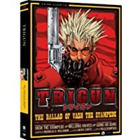 Trigun: The Ballad of Vash the Stampede - Complete Series (Anime Classics)