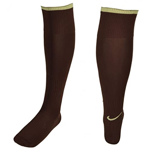 Nike FC Paris St, Germain Calcetines Medias marrón Oro Louis Vuitton, Color - marrón