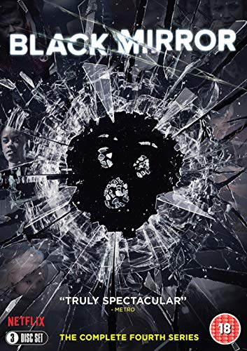 Black Mirror Season 4 [DVD]