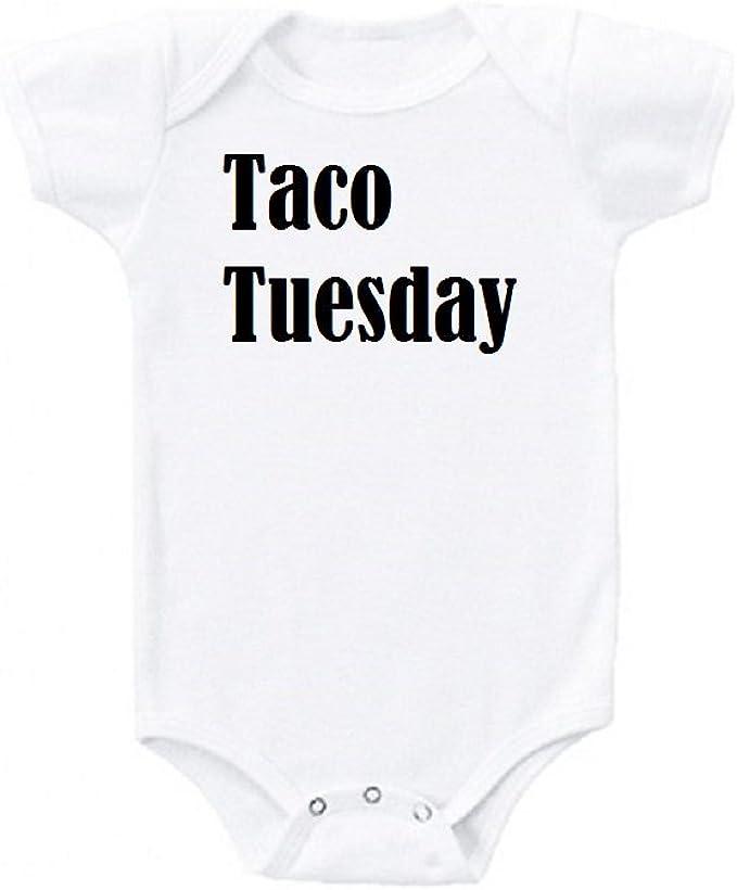 Taco Baby Girl Onesie\u00ae Mexican Baby Onesie\u00ae Cute Taco Onesie\u00ae - My Princess Name is Taco Belle Funny Taco Onesie\u00ae
