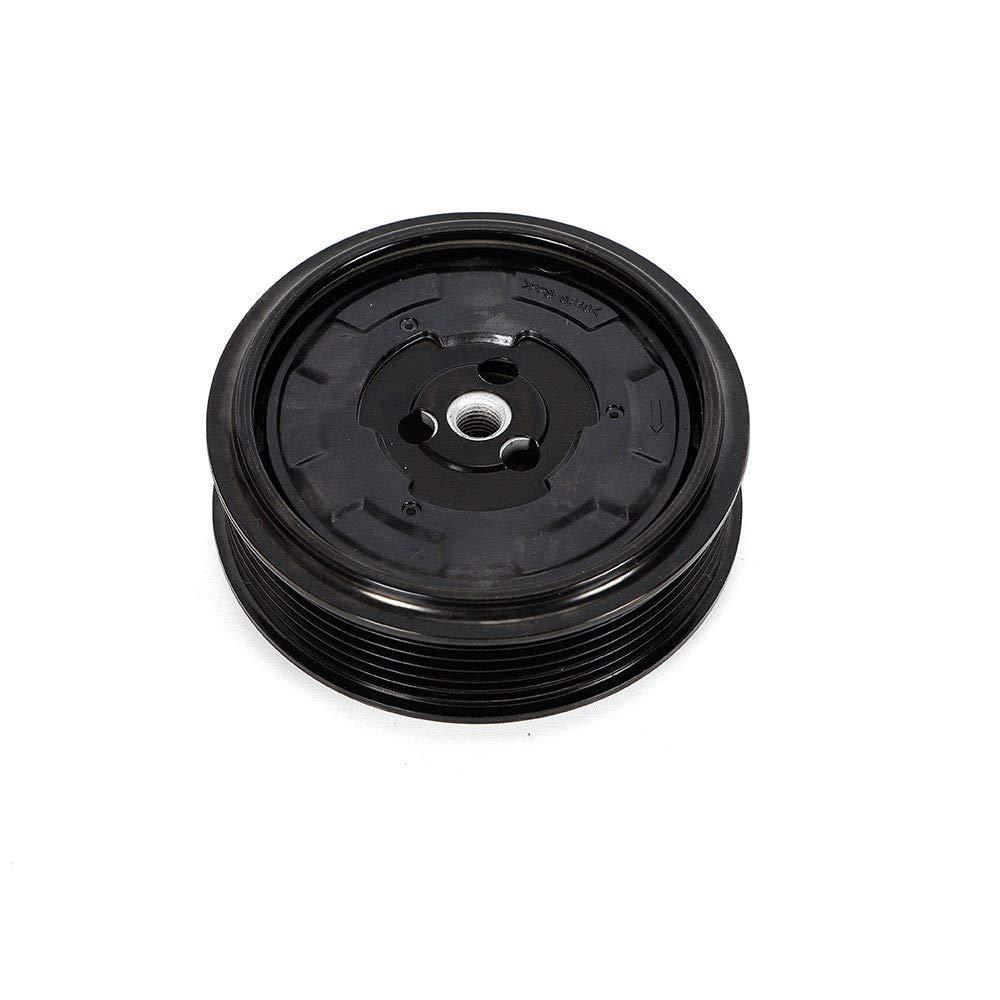Compresor de aire acondicionado de polea de embrague para Au di 4E0260805J y DENSO 1471005580: Amazon.es: Coche y moto