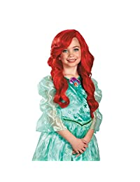 Disguise Costumes Disney Princess The Little Mermaid Ariel Child Wig