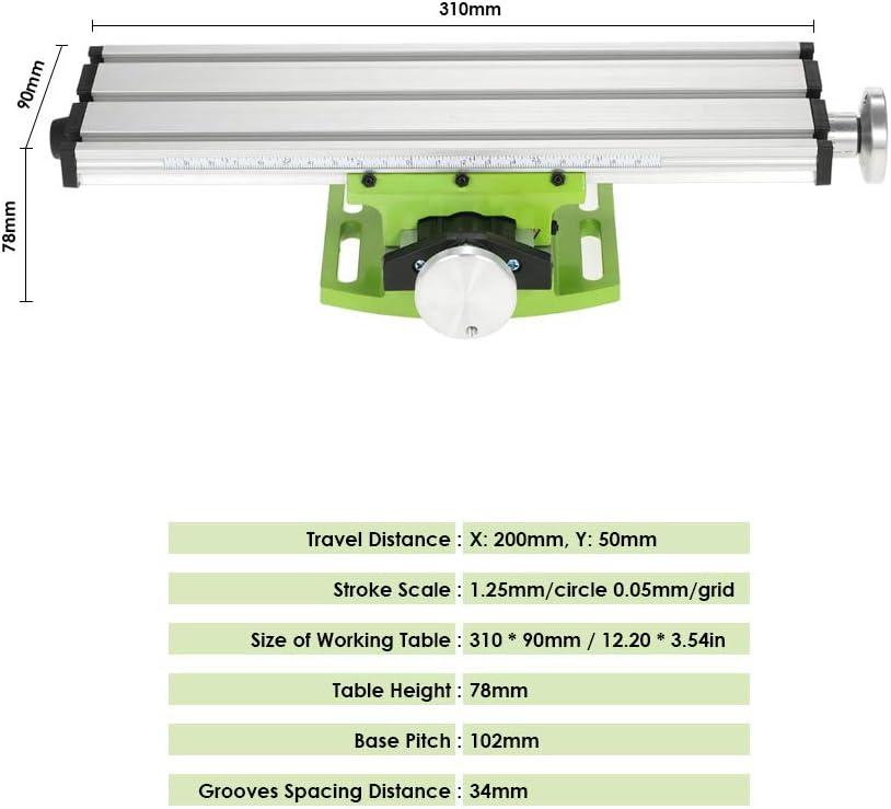 KKmoon Mini Fresadora Metal,Fresadora de Mesa BG6300: Amazon.es: Bricolaje y herramientas