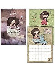 Anekke 28101 - Calendario para escribir