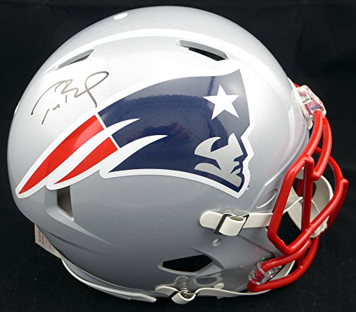 New England Patriots Autographed Jersey - 7