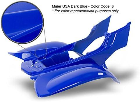 Kawasaki KFX80 509760 Black Maier USA Headlight Hood for Suzuki LT80