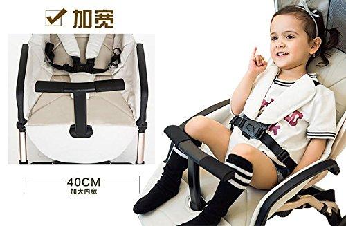 luxury baby stroller 3 in 1 ,cochecitos de bebe 3 en 1,360 landscape baby stroller,travel stroller,umbrella fold pushchair by vory (Image #4)