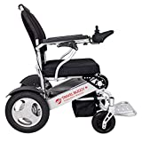 Travel Buggy Portable Electric Wheelchair - Supports up to 400 lbs but only weighs 52 lbs - Airplane Friendly - Easy to Fold - Large Wheels - Exclusively Sold in Canada - Free Shipping