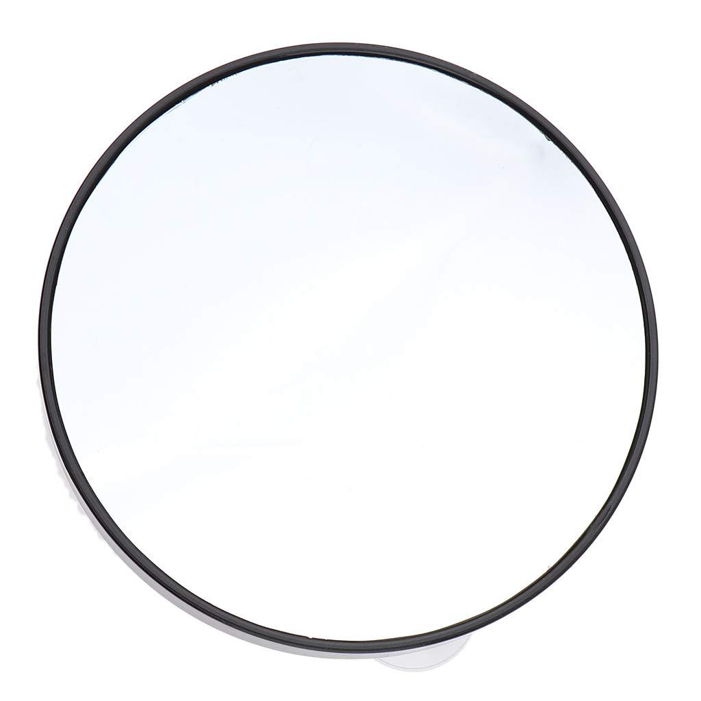 B Baosity 2 Piezas Espejo de Vanidad 15X Espejos de Maquillaje de Succi/ón