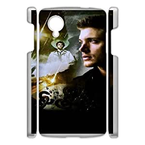 Google Nexus 5 Phone Cases White Supernatural LSFE5473133