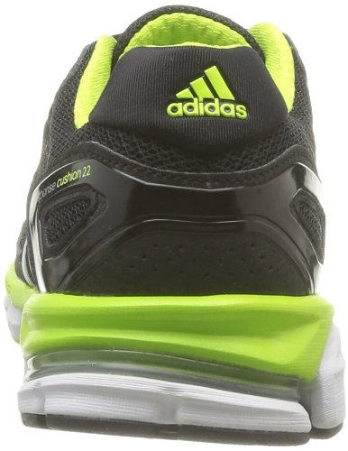 adidas Response Cushion 22 M, Scarpe Sportive-Running Uomo Grigio (Grau (Night Shade F13 / Tech Grey Met. S14 / Solar Slime))