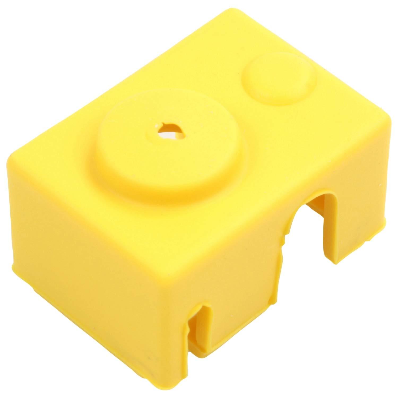 WOVELOT Para V6 Manguito Caja Funda de Silicona V6 PT100 Impresora ...