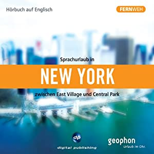 Sprachurlaub in New York Hörbuch