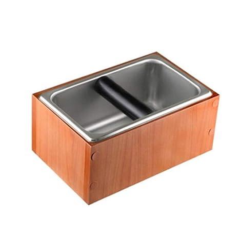 Amazon.com: Serendipity - Caja de acero inoxidable con ...
