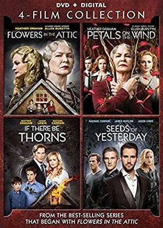 amazon com flowers in the attic giftset dvd digital heather