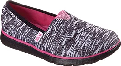 Skechers Girls' BOBS Pureflex Sporty Chic Alpargata