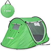 Ebung Pop Up Camping Tent – Compact Instant Tent for...