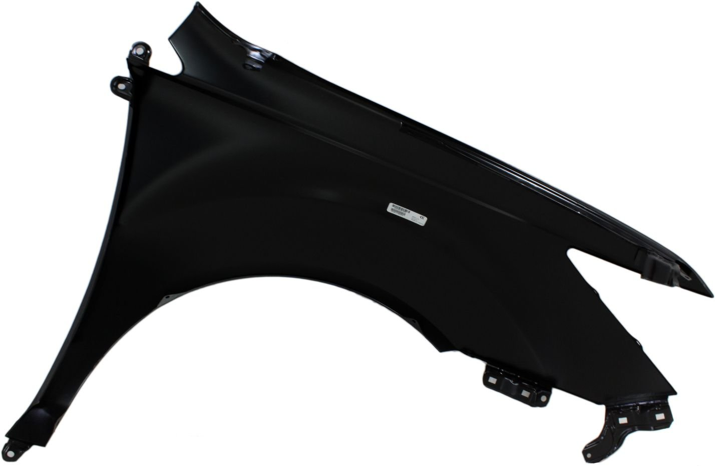 OE Replacement Acura MDX Front Driver Side Fender Assembly Partslink Number AC1240119