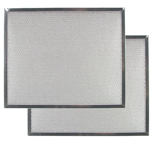 Broan S99010299 Aluminum Filter Kit for Hood, 30''