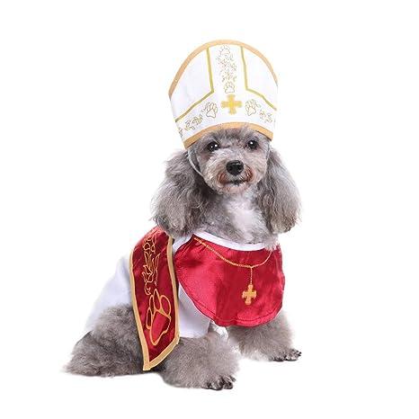 MONIY Disfraces de Mascotas de Padrino, Disfraz de Cosplay de ...