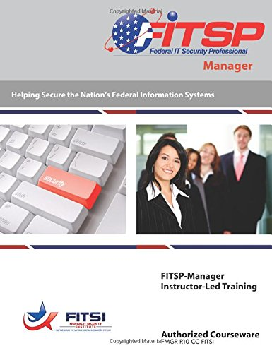 Federal IT Security Professional FITSP-Manager pdf epub