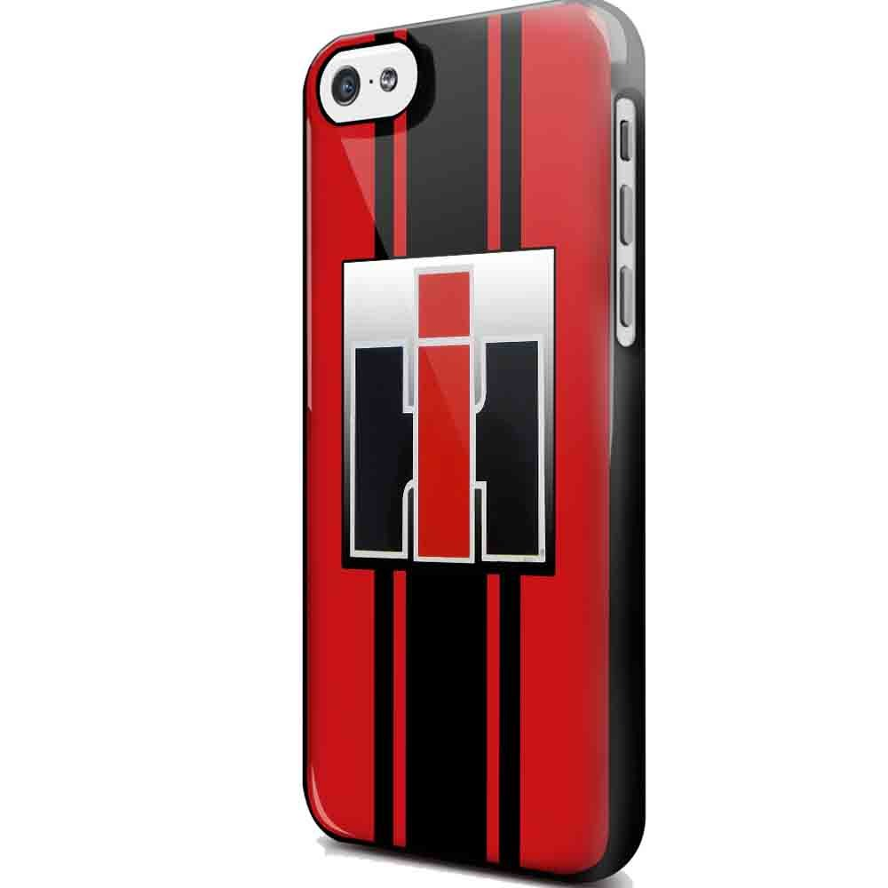 International Harvester IH Tractor Diesel for iPhone Case Cover iPhone 5/5s black