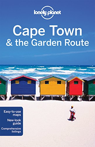 Lonely Planet Cape Town & the Garden Route (Travel Guide) (International Cape)