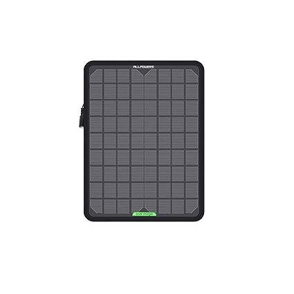 CHshe®-☆-Cargador Solar Portátil C15, Cargador Inalámbrico ...