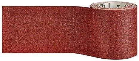 Bosch Pro Schleifrolle (fü r Weichholz Stundard, Wood und Paint, Breite: 93 mm Lä nge: 5 m Kö rnung 80 C410) 2608606804