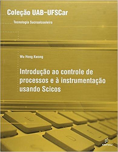 Introducao ao Controle de Processos e a Instrumentacao Usando Scicos