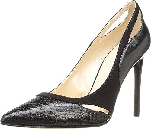 Nine West Women's Joopitar Black Multi Shoe