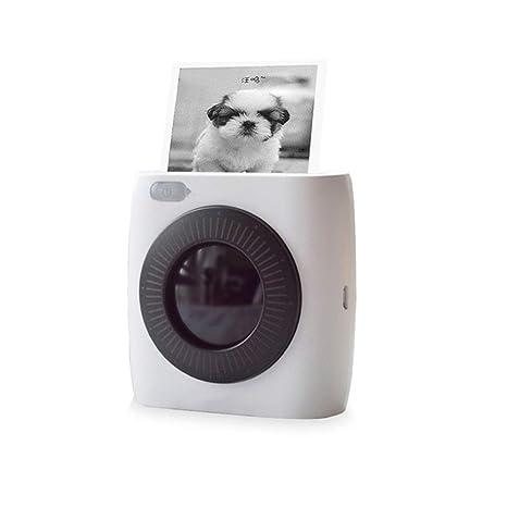 Amazon.com: KJRJBQ - Impresora de fotos y etiquetas de color ...